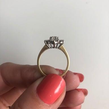 Ring-prongs
