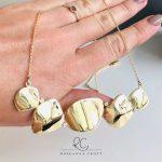 Bespoke Gold and Diamond Necklace