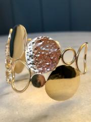 Bespoke Gold Bracelet