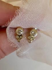 Bespoke Gold Earrings