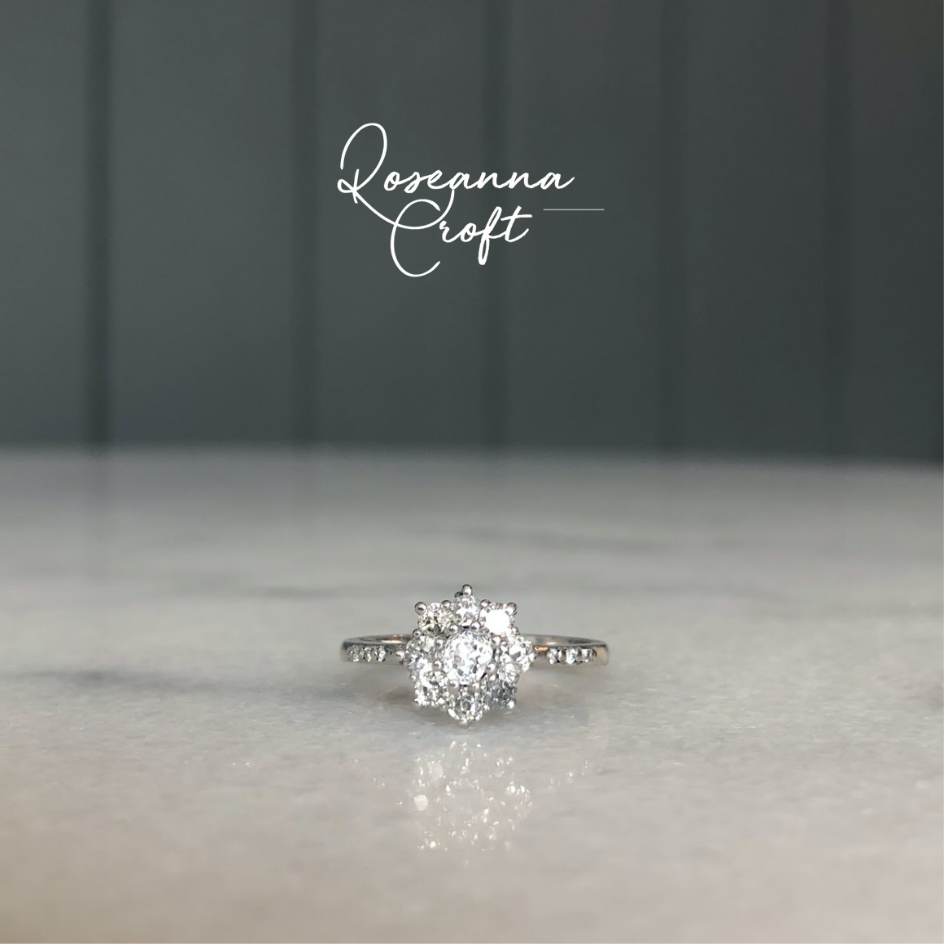 Create Your Dream Engagement Ring From An Old, Precious Heirloom