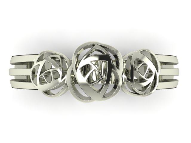 Design Story of Rennie Mackintosh Inspired Wedding Rings by Roseanna Croft Jewellery