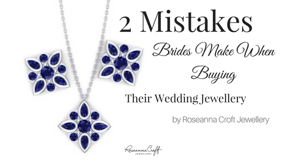 2 Mistakes Made When Buying Bridal Jewellery