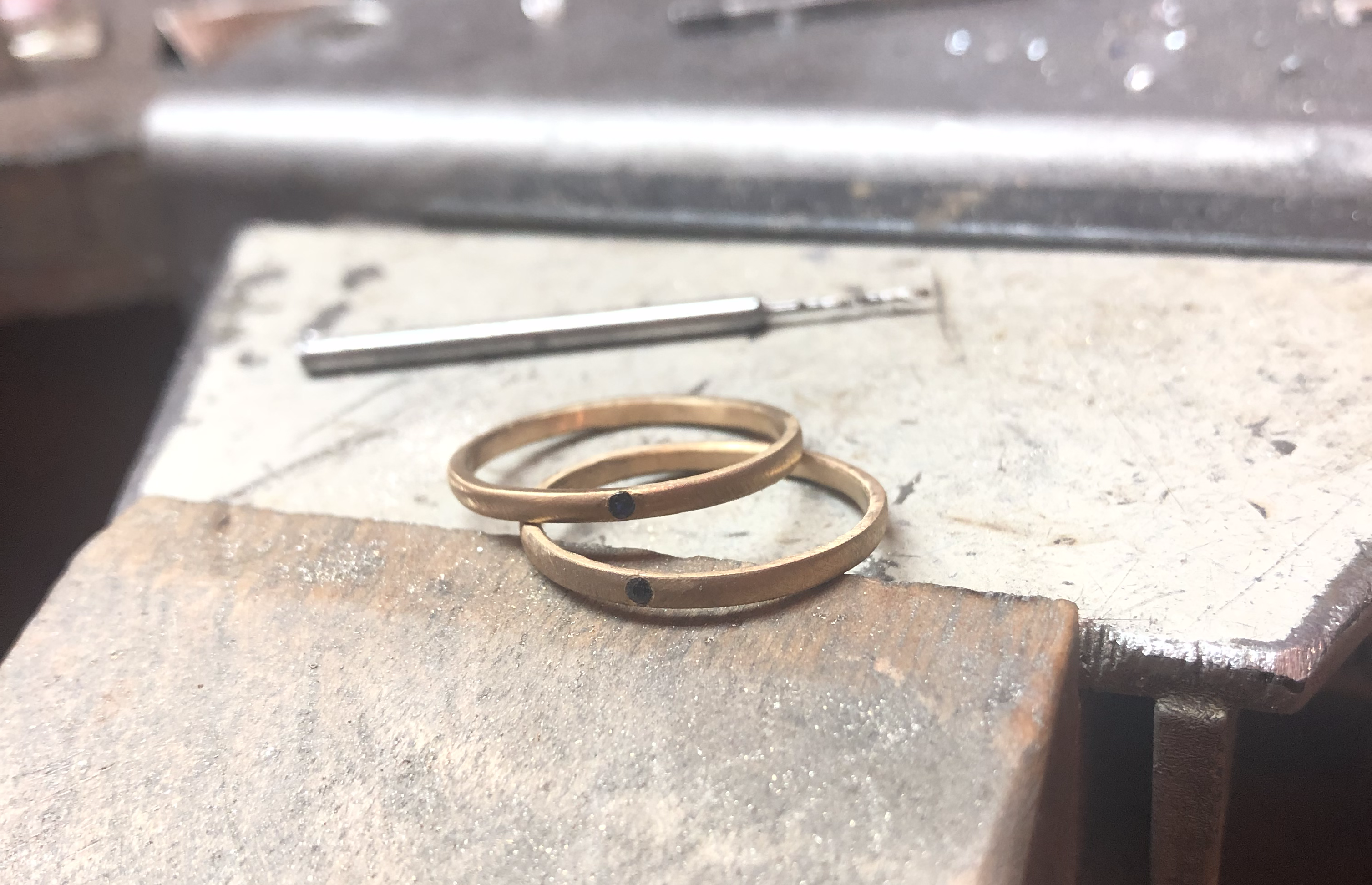 3 Best Tips For Designing Your Own Matching Wedding Rings