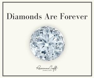 Diamond Tips for Bespoke Jewellery Design by Roseanna Croft Jewellery