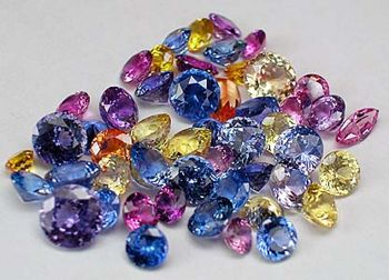 Sapphires for September