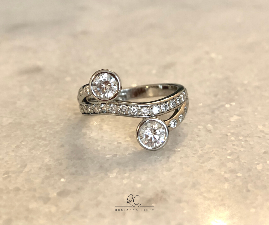 A Diamond Jewellery Redesign Story for April