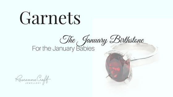 Garnets For The January Babies