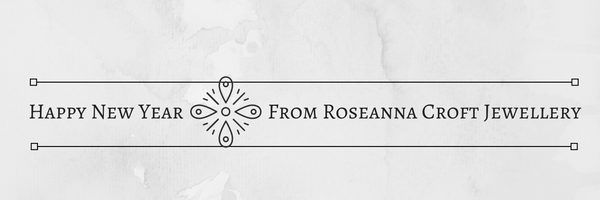 Happy New Year from Roseanna Croft Jewellery