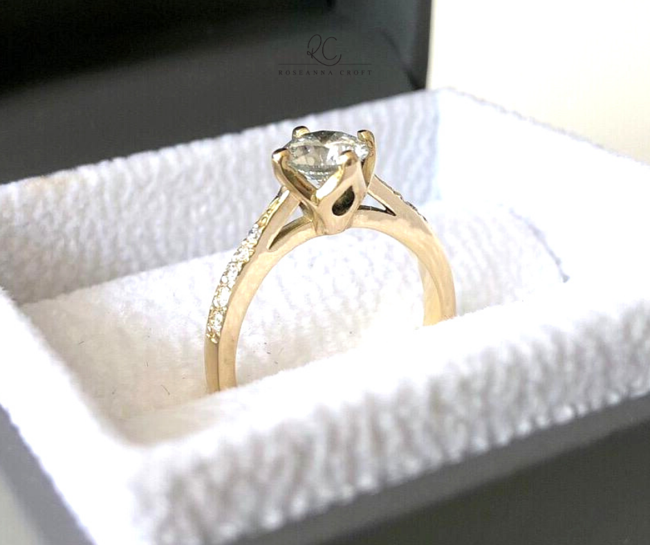 How to Design an Engagement Ring: The Design Process