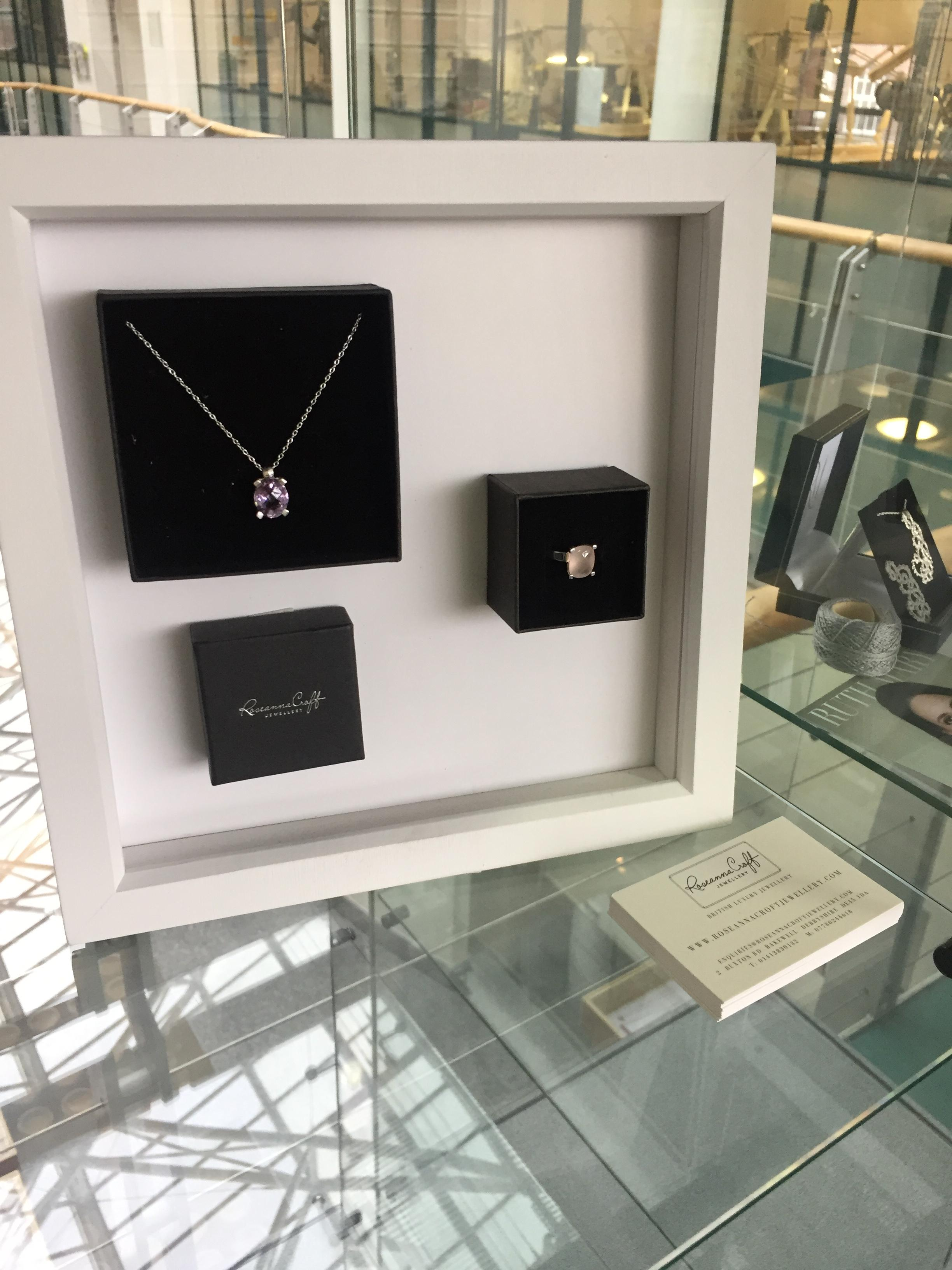 A Day with Selfridges by Roseanna Croft Jewellery