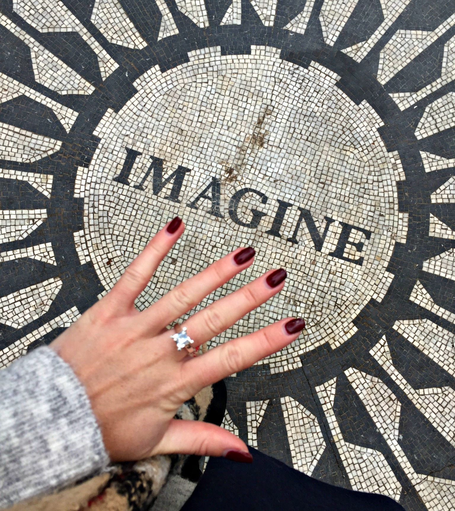 Inspiration in New York by Roseanna Croft Jewellery