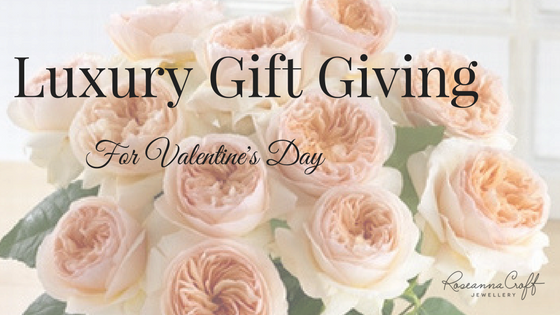Luxury Gift Giving for Valentine's