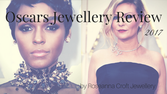 The Oscars Jewellery Review 2017 by Roseanna Croft Jewellery