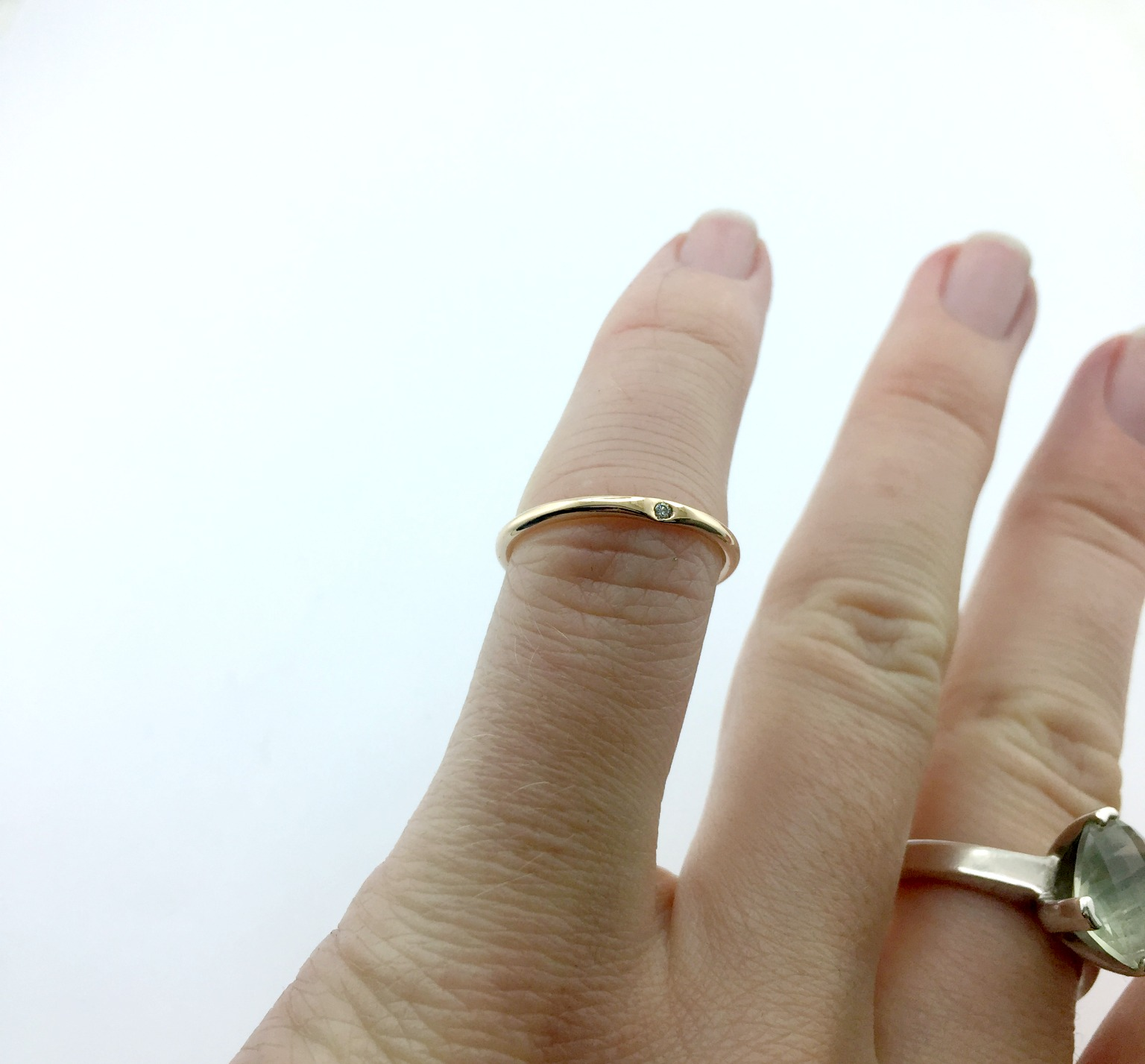 What is a Promise Ring by Roseanna Croft Jewellery