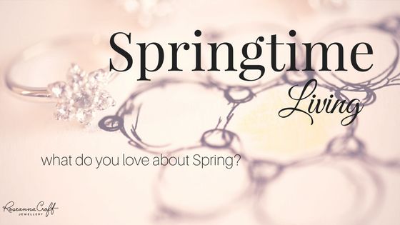 Spring Living by Roseanna Croft Jewellery