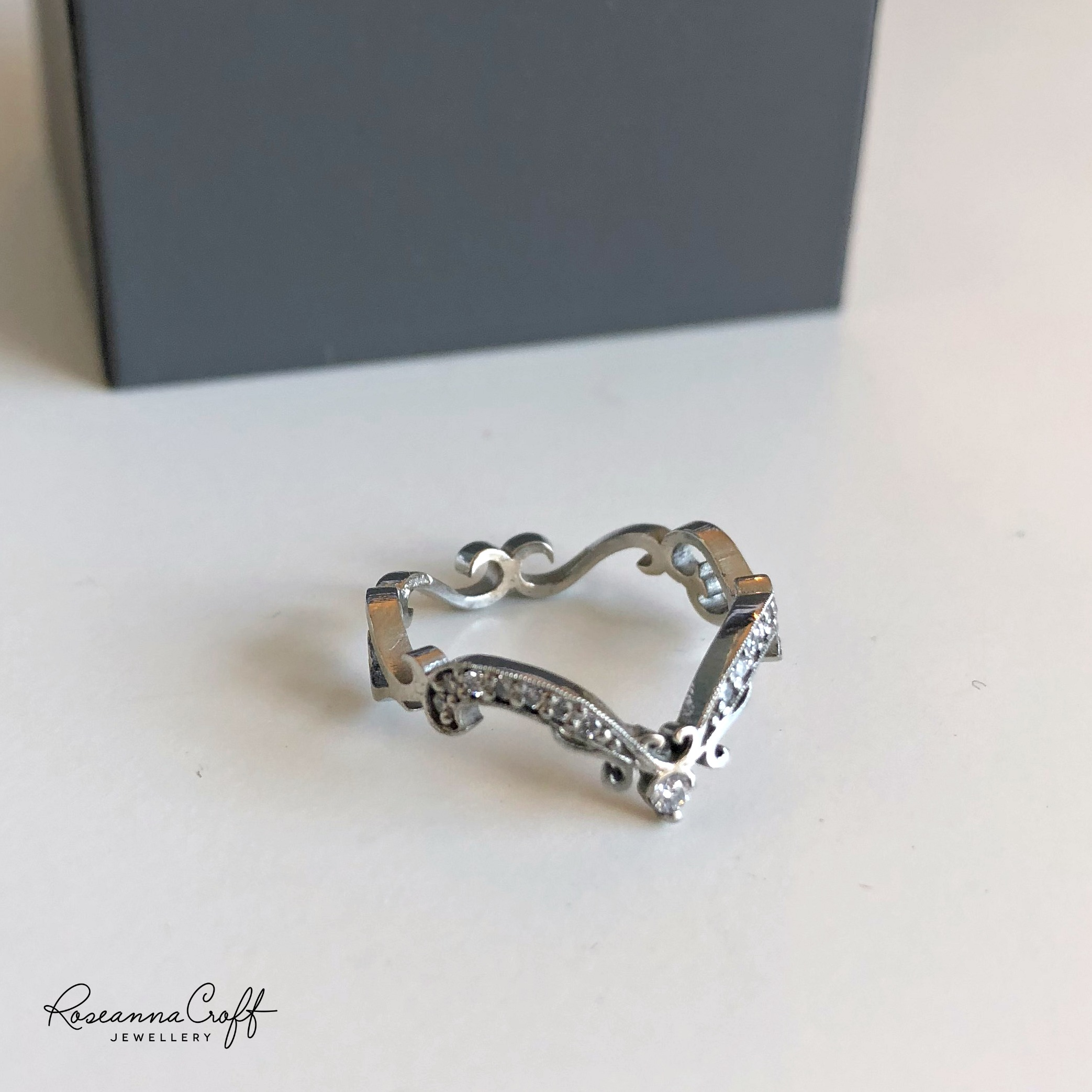 Unique Wedding Ring – Design Story