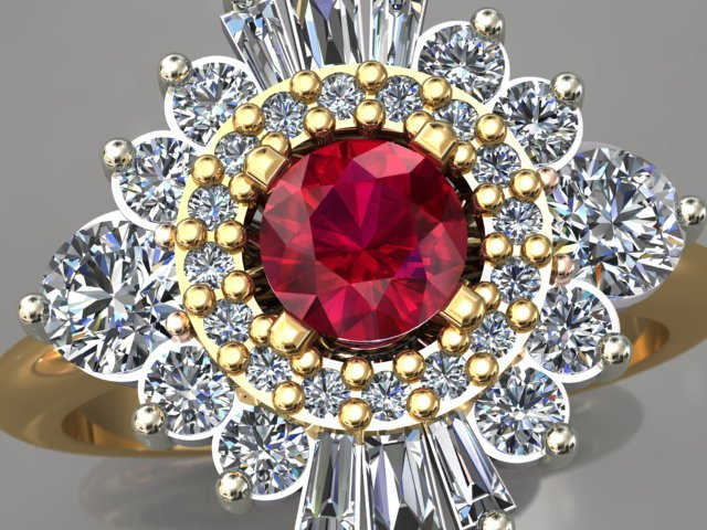 Ruby | The Most Iconic Coloured Gemstone