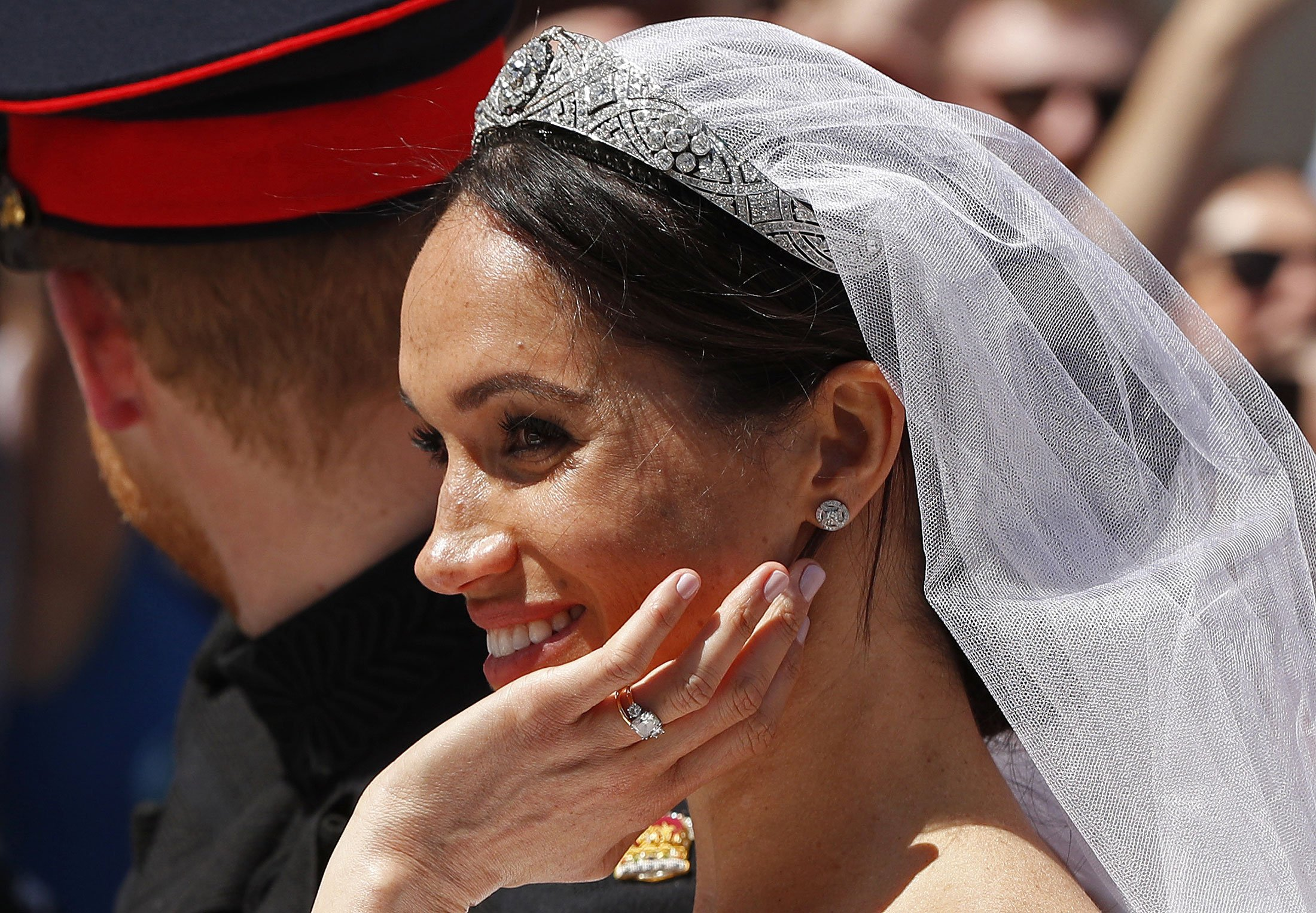 The Jewellery Worn to the Royal Wedding by Roseanna Croft Jewellery